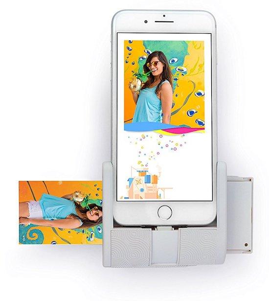 prynt pocket druckeraufsatz macht aus dem iphone eine polaroid kamera flo 39 s weblog apple. Black Bedroom Furniture Sets. Home Design Ideas